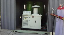Biogas Bottling