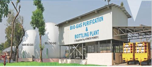 Biogas-Bottling-Plant