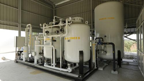 Biogas-Purificaiton