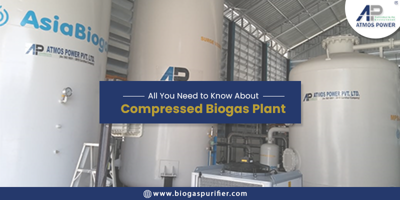 All You Need to Know About Compressed Biogas Plants